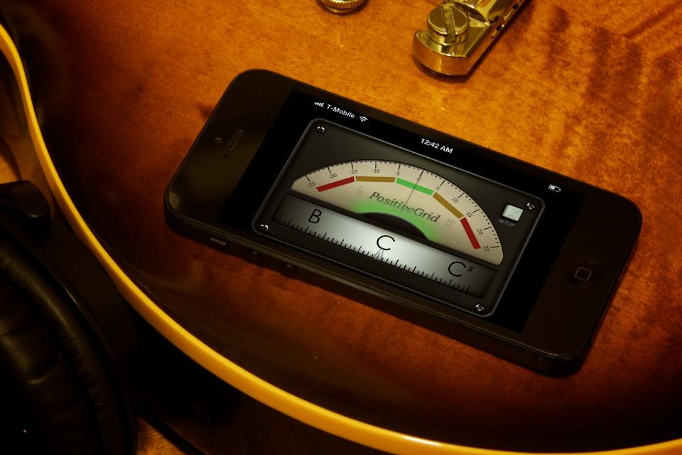 Как настроить гитару приложение онлайн